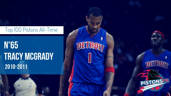 Tracy McGrady | PistonsFR, actualité des Detroit Pistons en France