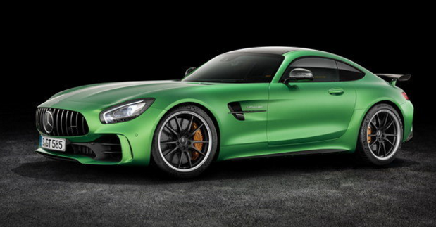 2018 Mercedes Benz AMG GT R Reviews, Redesign, Change, Release Date