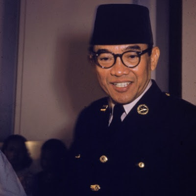 Riwayat Hidup IR Soekarno