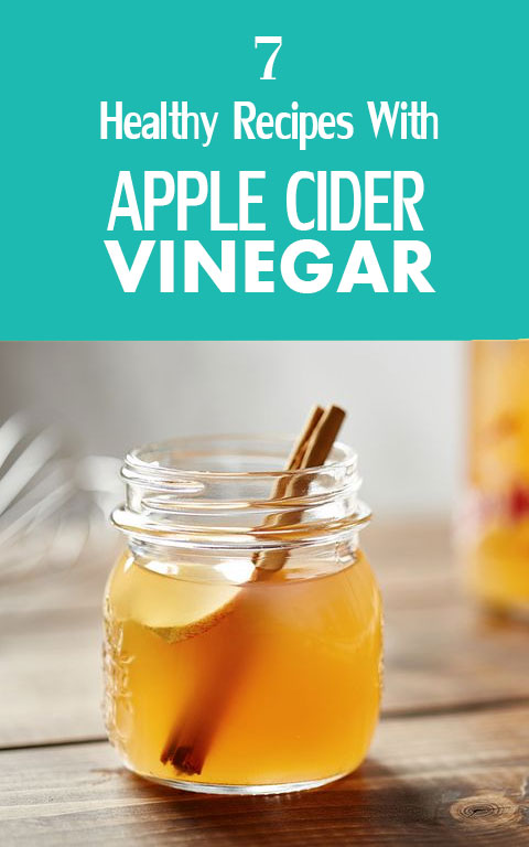 healthy recipes with apple cider vinegar