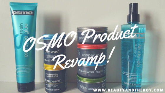 OSMO Product Revamp!