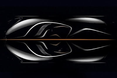 "McLaren's three-seat hypercar will be its fastest ever road car ""BP23"" 2017"
