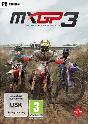 MXGP 3 The Official Motocross Brainwaves Free Download PC Game