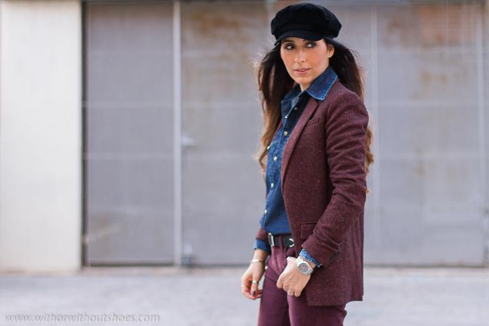 Influencer blogger valencia los jeans pantalones de pana que mejor sientan Meltin' Pot
