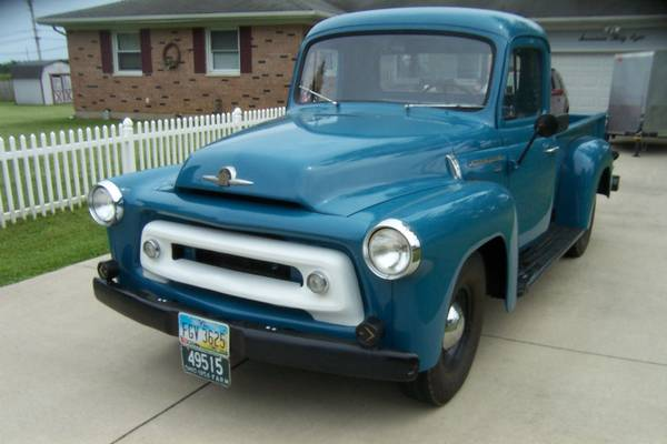 1956 International S-112 Pickup Truck