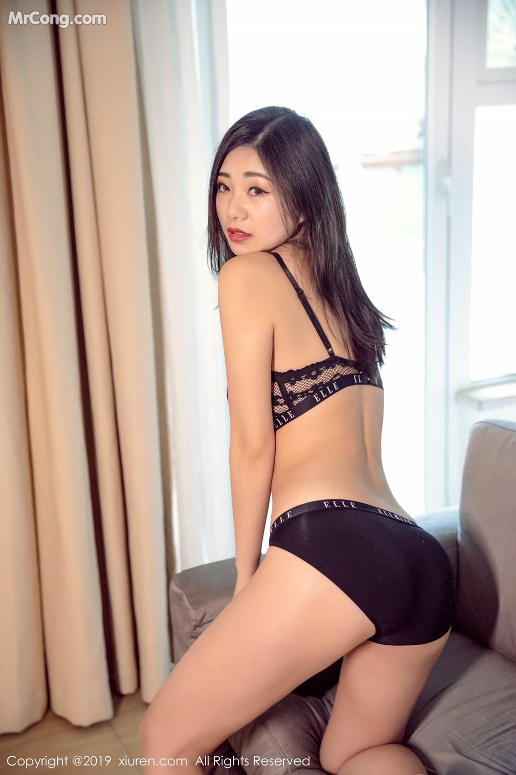 Image XIUREN-No.1327-KiKi-MrCong.com-002 in post XIUREN No.1327: 宋-KiKi (44 ảnh)
