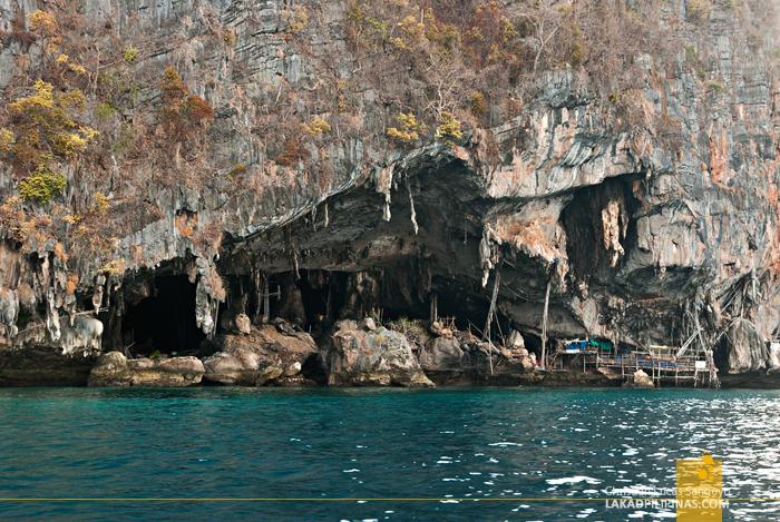 Koh Phi Phi Boat Tour Viking Cave