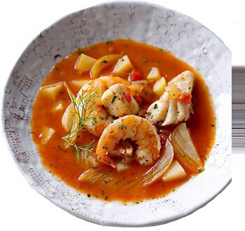 Healthy and Easy Seafood Stew Fennel Recipe
