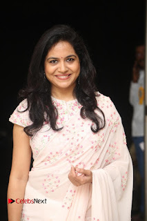 Singer Sunitha Solos Pictures in Saree at Ragam Short Film Launch 0050