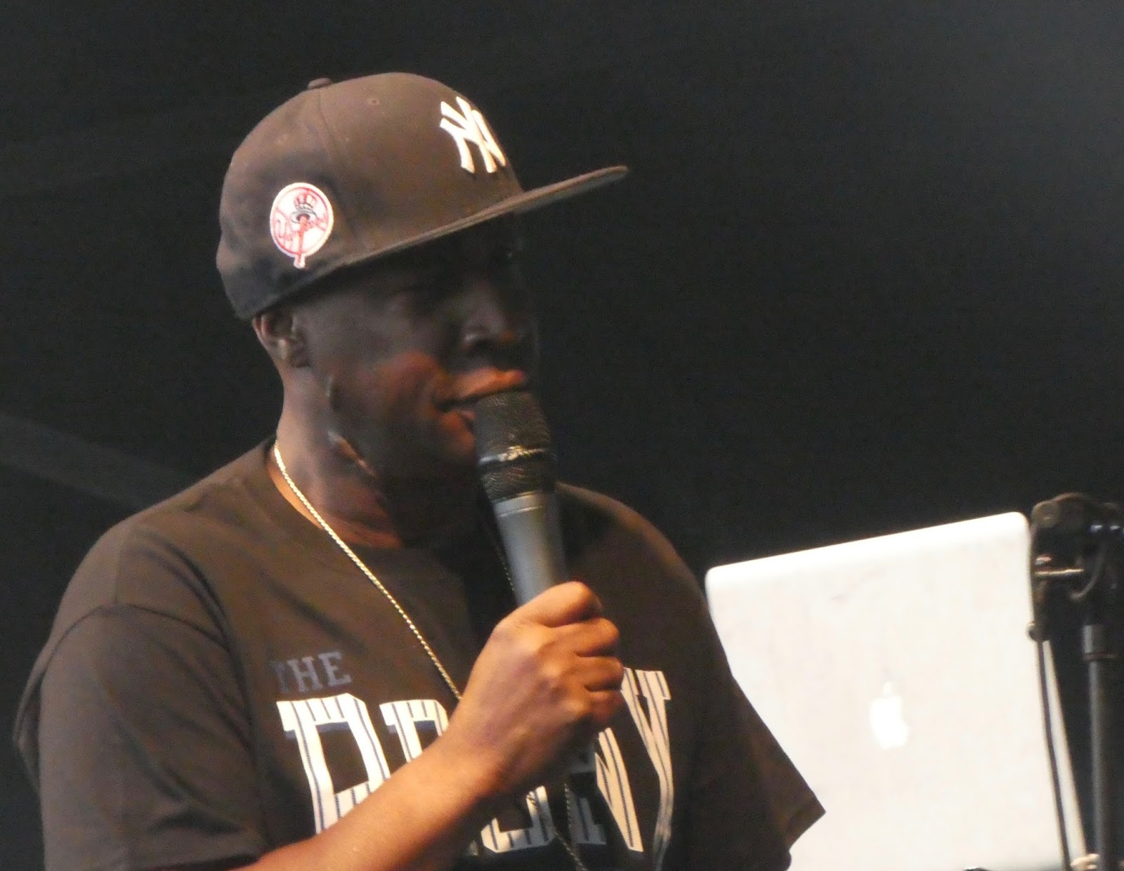 Corbridge Festival 2016 - Grandmaster Flash