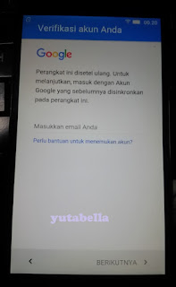 Cara Bypass Google Account Verification Lenovo A7000 Tips Cara Mudah