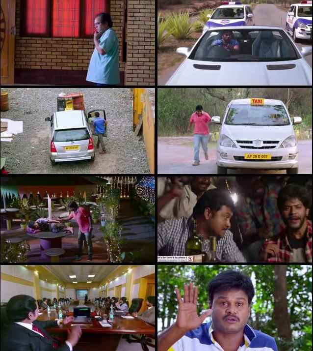 Fauladi Fighter 2016 Hindi Dubbed 720p HDRip