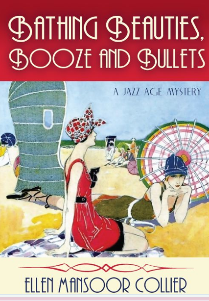 Girl Lost In A Book Review Giveaway Bathing Beauties Booze And Bullets By Ellen Mansoor Collier