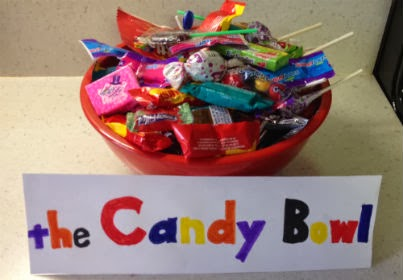 Super Bowl Games for Young Kids: The Candy Bowl