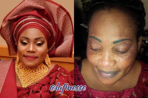 Check out these before and after makeup pictures
