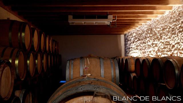 Chartogne-Taillet'n kellari - www.blancdeblancs.fi