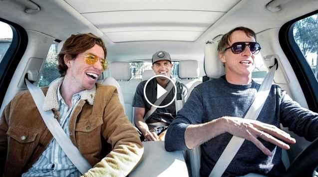 Carpool Karaoke The Series - Tony Hawk Shaun White Kelly Slater - Apple TV app