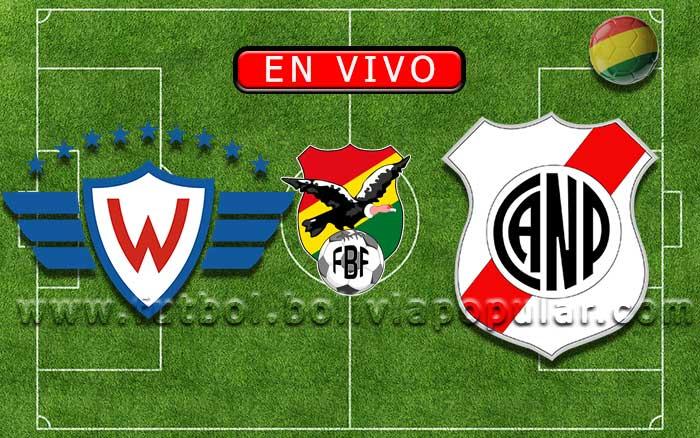 【En Vivo】Wilstermann vs. Nacional Potosí - Torneo Apertura 2019