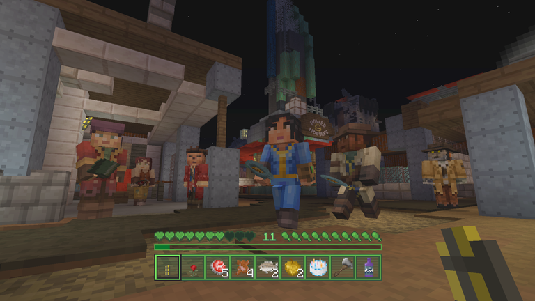 Fallout llega a Minecraft Pocket y Windows 10 por 5,99 euros