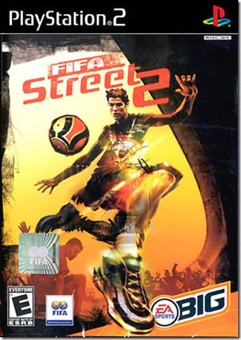 Fifa Street 2 Playstation 2 - Fifa Street 2 [PS2] [PAL]
