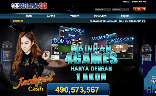 Bandarq Dominobet Qiu Qiu Poker Online