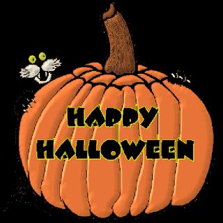 Happy Halloween black cat transparent image clipart 2016