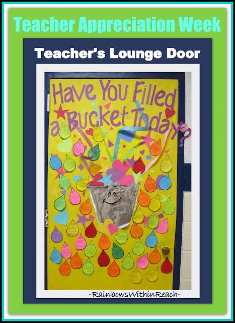 photo of: Classroom Door Decoration for Teacher Appreciation Week