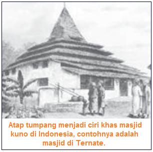 Peninggalan Islam Berupa Seni Bangunan Masjid