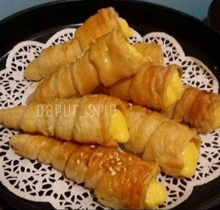 Resep Cara Membuat Kulit Puff Pastry