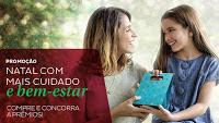 Promoção Drogaria Natal 2016 Mais Cuidado Bem-Estar
