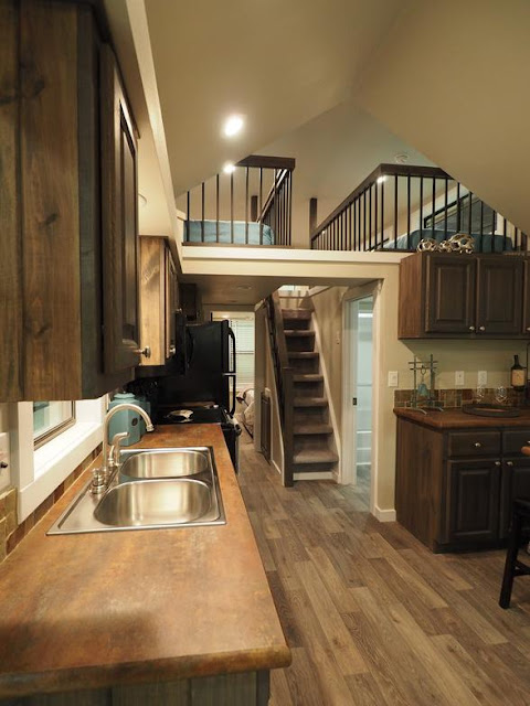 Tiny House Town The Lakeview Park Model Home
