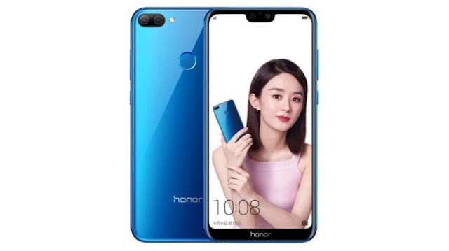 Honor 9N with 19:9 Notch full view display with dual rear cameras in JUST Rs.11,999.