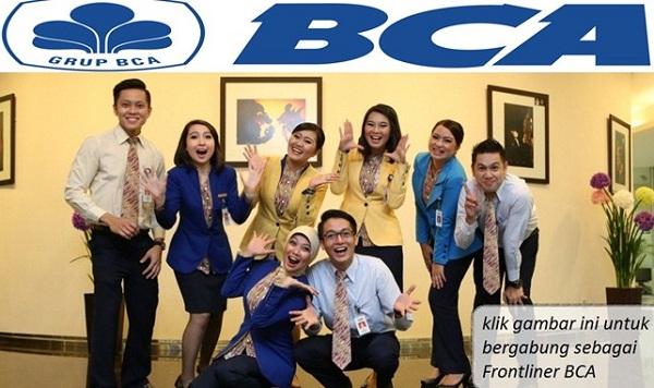 PT BANK BCA GROUP : SMA/SMK, AKADEMIK, LULUSAN SARJANA, PASCA SARJANA DAN PROFESIONAL - ACEH, INDONESIA