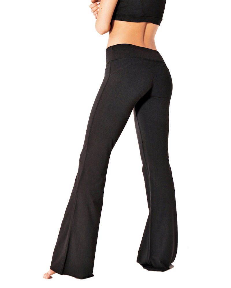dab7d407786b60 ... tg pants yoga Yoga flare Pants Fitted from Cute pants yoga ...