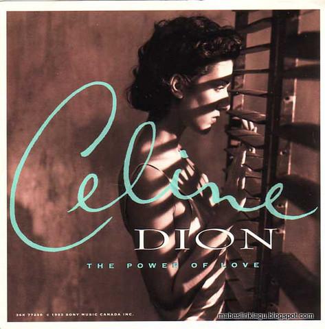 Celine Dion - The Power Of Love Lirik