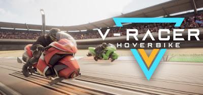 V-Racer Hoverbike Free Game
