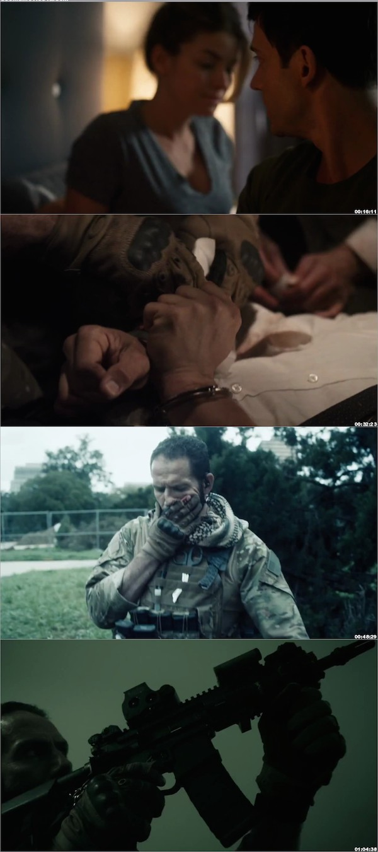 Navy Seals vs. Zombies 2015 BluRay 720p 700MB