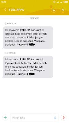 Awas Penipuan Yang Meminta Kode My Telkomsel