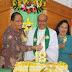 Sekot Lolowang Hadiri Ibadah Syukur HUT ke-18 Jemaat GMIM Bukit Zaitun Walian Dua