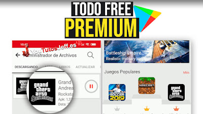 La Mejor Alternativa a Play Store 2019 - Apps y Juegos Premium