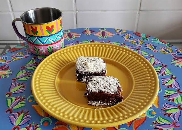 Lamington, o bolo australiano