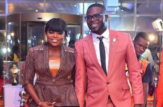 How Nigerian celebrities reacted to Funke Akindele's birth of twins