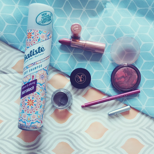 April beauty monthly favourites. Batiste, charlotte tilbury, Anastasia beverly hills