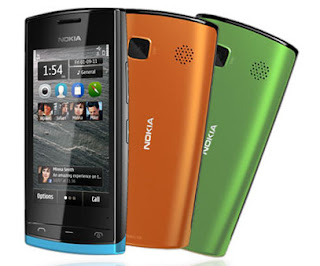 Review Nokia 500 - The nice smartphone with medium price