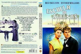 Carátula: Escuela de sirenas - 1944 - Bathing Beauty
