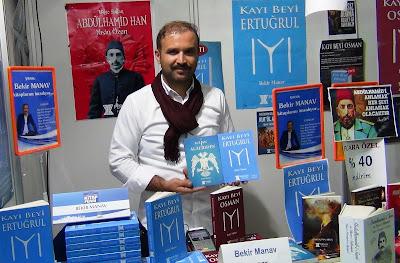 Yazar Bekir Manav