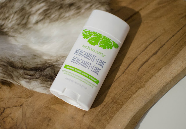 Déodorant Schmidts, naturel et super efficace !