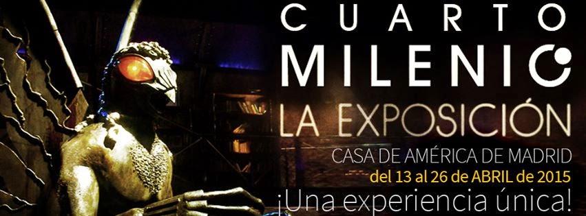 13 - 26 ABR: Cuarto Milenio, la exposición | Don\'t Stop Madrid