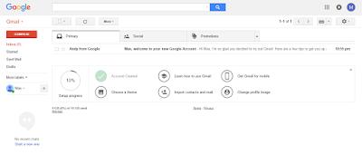 Cara Membuat atau Mendaftar Email Baru (Gmail)