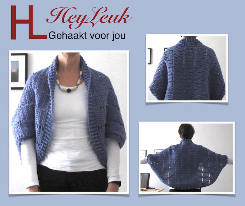 Heyleuk Shrug Mouwloos Vest